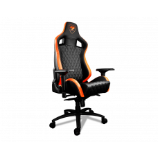 Cougar Armor S Black-Orange